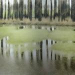 Verdwenen Ooybosje 1, 30 x 45 cm prijs 295 euro